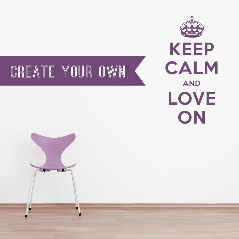 Creating wall decals hd images