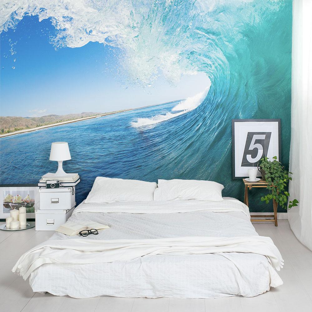 Ocean decals for walls
