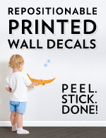 Click for Printed Wall Decals